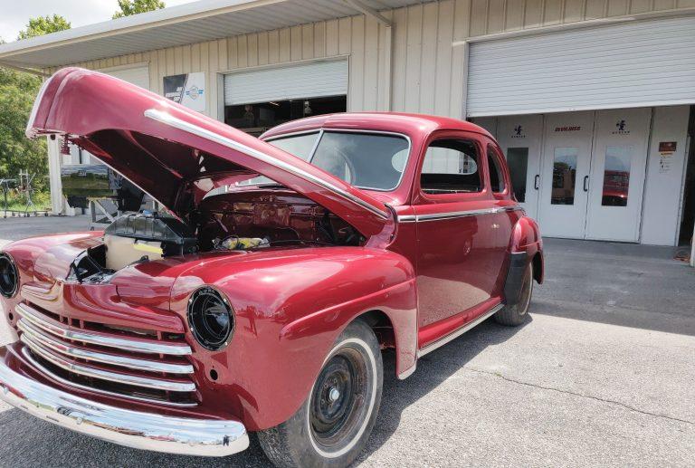 47 Ford Restoration
