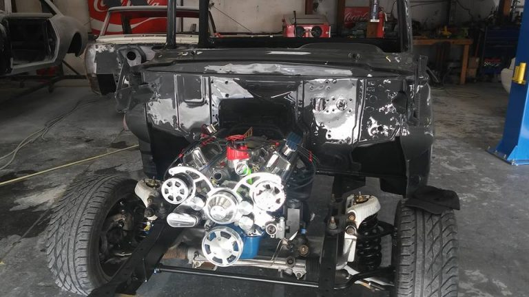 1960 Ford Truck Restoration