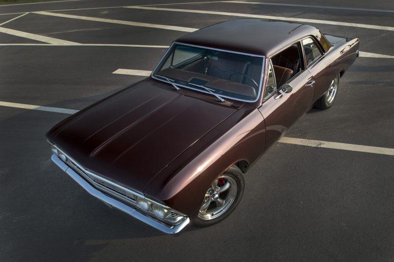 66 Chevelle Restoration