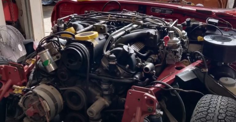 1974 Jaguar Restoration